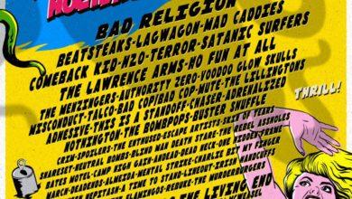 punk rock holiday 1.8 lineup